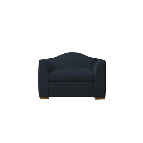 Midnight Linen Claremont Chair