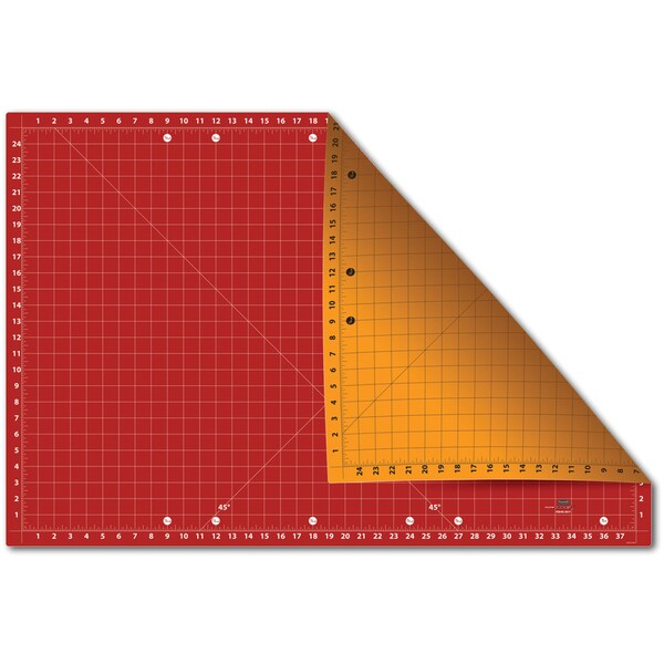 The Cutting Edge Cutting Mat24inX37in FOB: MI