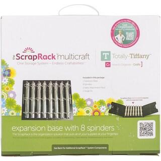 ScrapRack Expansion Base W/8 Spinders