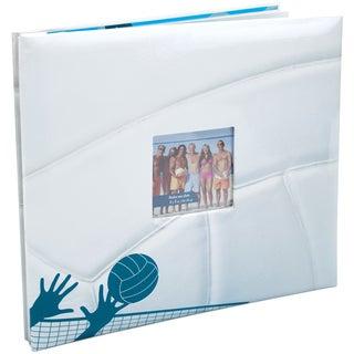 Sport & Hobby Post Bound Album 12inX12inVolleyball