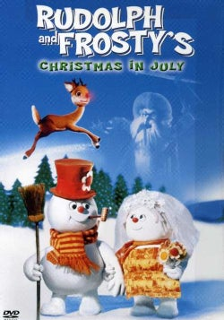 Rudolph and Frosty's Christmas In July (DVD)