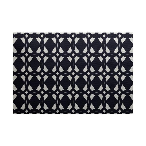 Geo-Craze Geometric Print Rug (5' x 7')