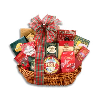 Alder Creek Holiday Indulgence Gift Basket