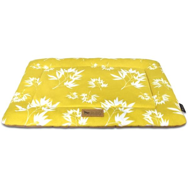 P.L.A.Y. Medium Designer Chill Pad 30inX20inBamboo Mustard