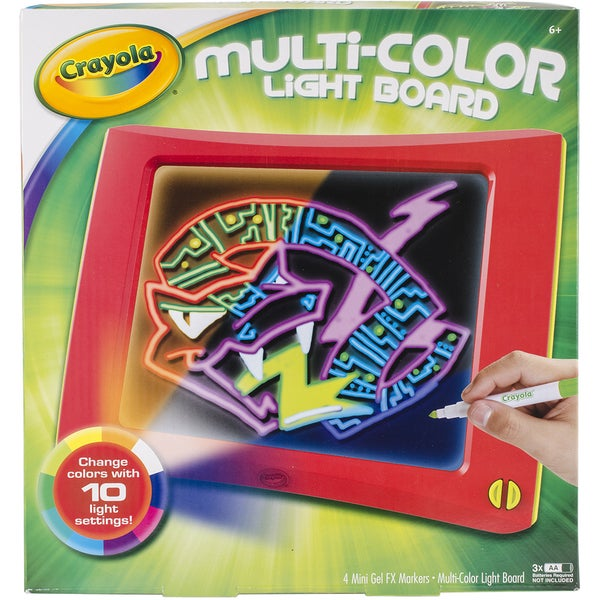 Crayola Mini TriColor Light Board