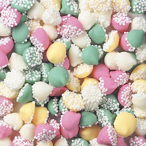 Mega Mint Drops 32oz/PkgAssorted Colors
