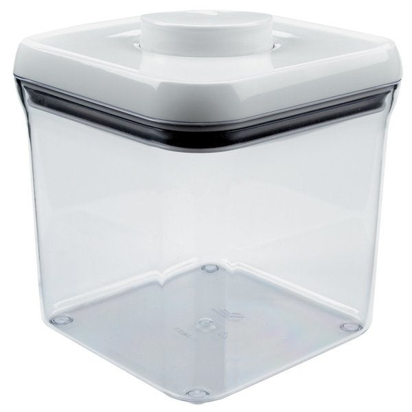 OXO Good Grips POPtensil Big Square 2.4-quart Container