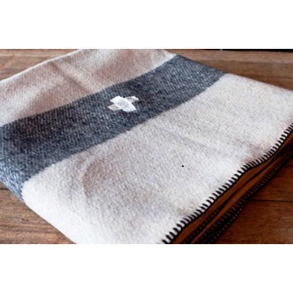 Swiss Wool Military Blanket