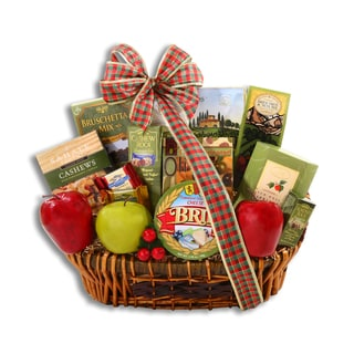 Alder Creek Classic Fresh Fruit Gourmet Gift Basket