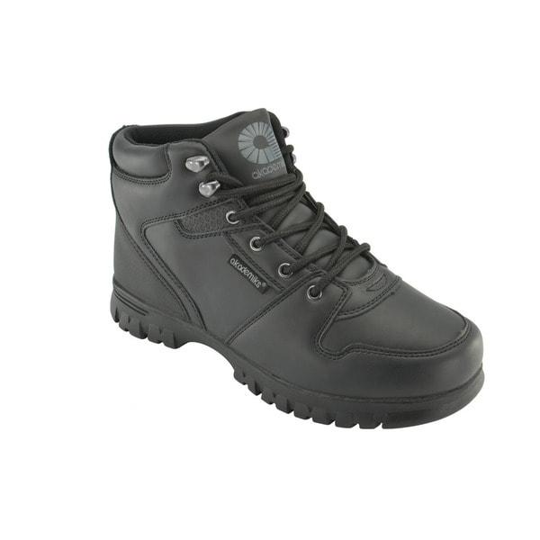 Akademiks Men's Louis-06 Hiking Boots