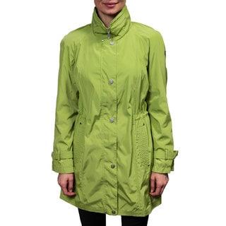 Hilary Radley Women's Green Anorak