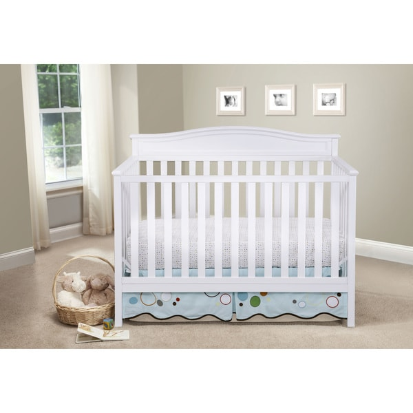 Delta Children Larkin 4-in-1 Crib