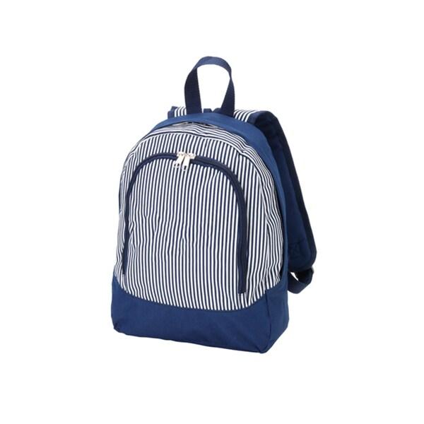 Preschool Pinstripe Backpack