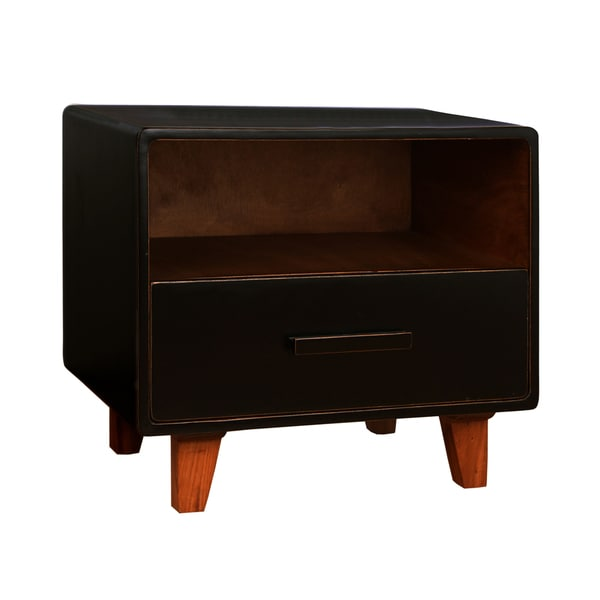 Cleo 1 Drawer Nightstand