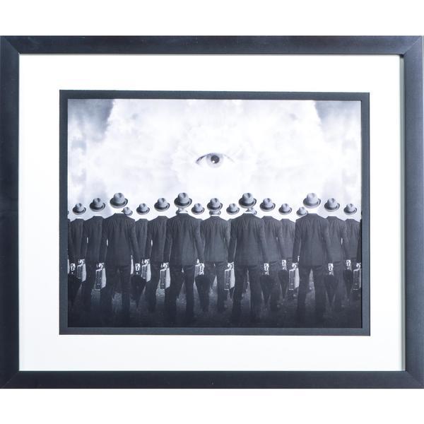 """Ingberg """"Drones"""" Framed Art Print"""