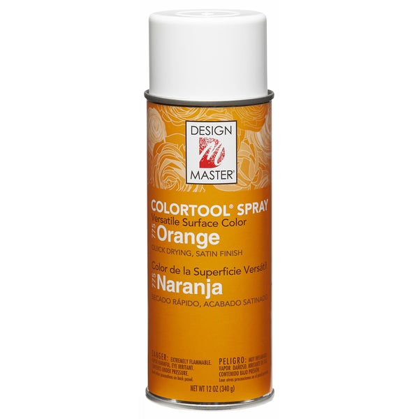 Colortool Spray Paint 12ozOrange