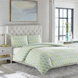 Adrienne Vittadini Essie Comforter Set