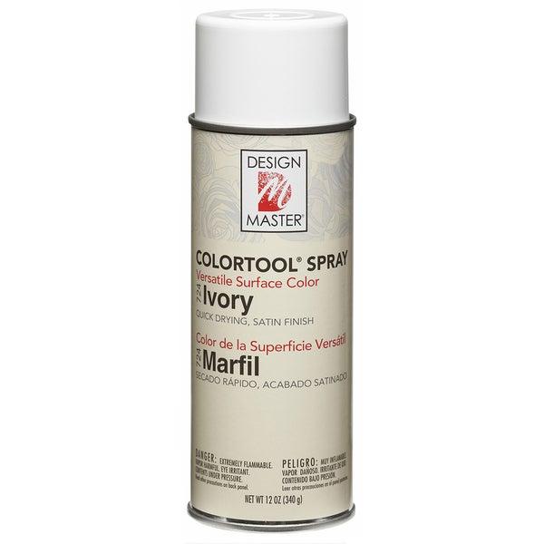 Colortool Spray Paint 12ozIvory