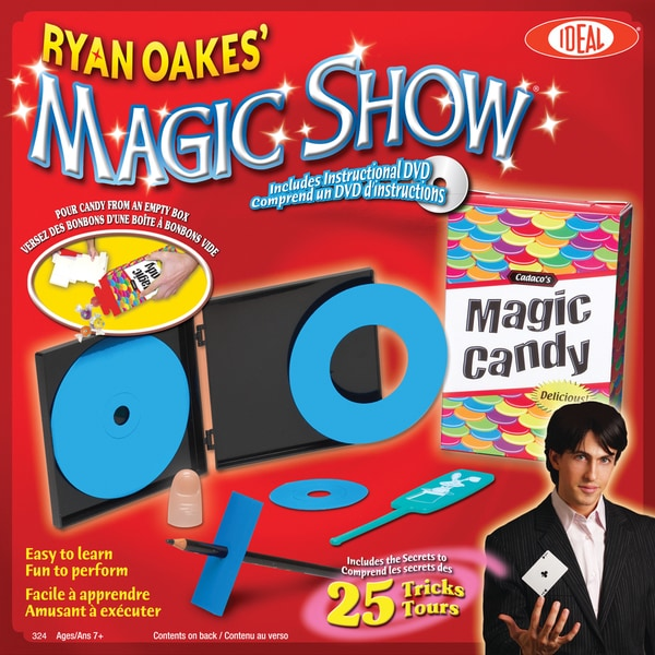 Ryan Oakes' Magic ShowMagic Candy