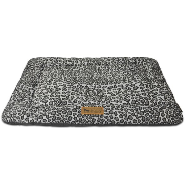 P.L.A.Y. Extra Small Designer Chill Pad 20inX15inSnow Leopard
