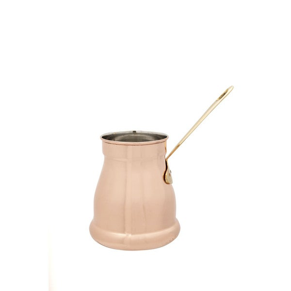 Decor Copper Turkish Coffee Pot/ Butter Warmer