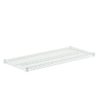 Steel Shelf - 800lb White 16x36