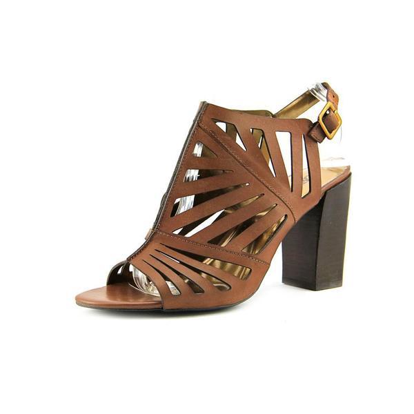 Carlos Santana Women's 'Dynamic' Leather Sandals