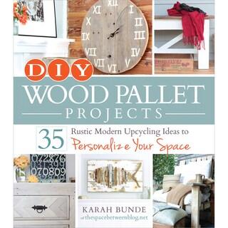 Adams Media BooksDIY Wood Pallet Projects