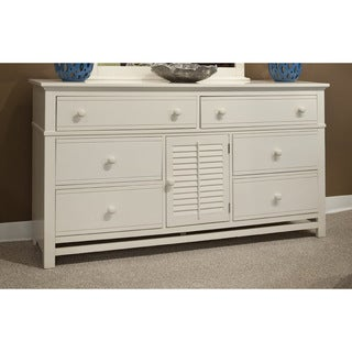 Panama Jack Colors Six Drawer Dresser