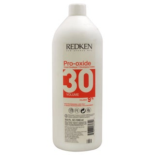 Redken Pro-Oxide 30 Volume 9% 33.8-ounce Cream Developer