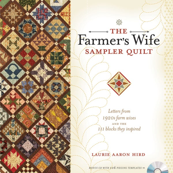 Krause The Farmer's Wife Sampler Quilt