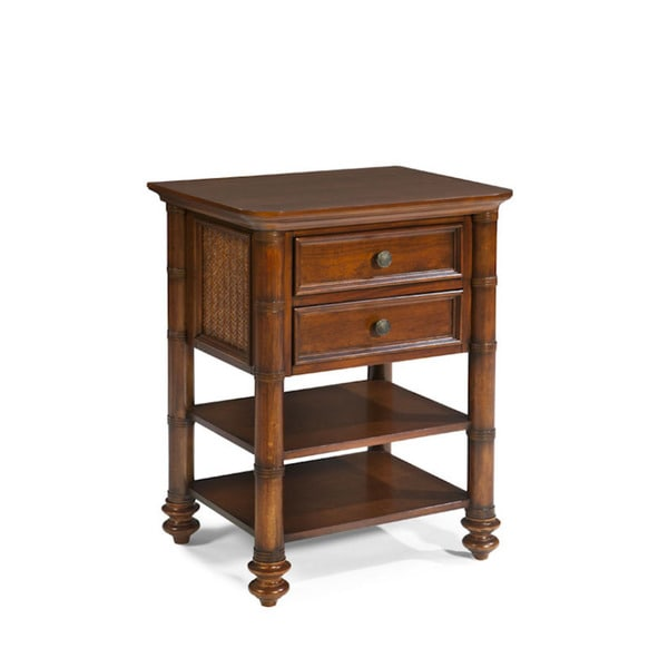 Panama Jack Island Breeze Two Drawer Night Stand