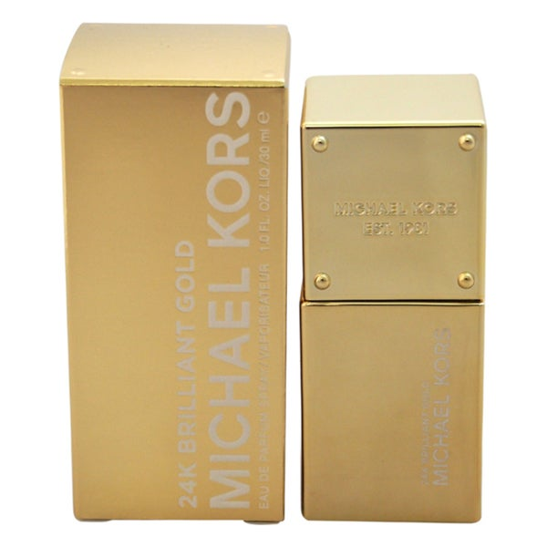 Michael Kors 24K Brilliant Gold Women's 1-ounce Eau de Parfum Spray