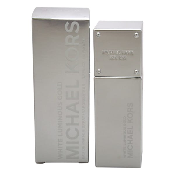 Michael Kors White Luminous Gold Women's 1.7-ounce Eau de Parfum Spray