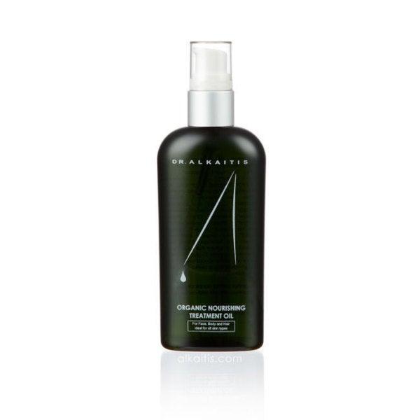 DR. ALKAITIS Organic 4-ounce Nourishing Treatment Oil