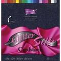Core'dinations Glitter Silk Cardstock Pack 12inX12in 20/Pkg
