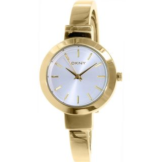 DKNY Women's NY2350 'Stanhope' Gold-Tone Stainless Steel Watch