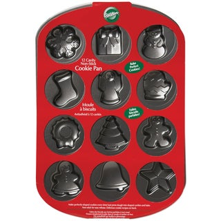 Mini Cookie Pan12 Cavity Holiday