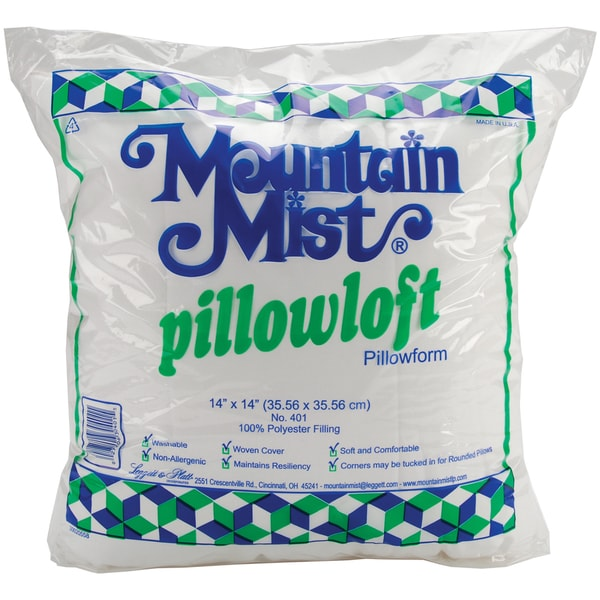 Pillowloft Pillowform14inX14in FOB: MI