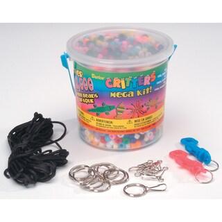 Critters Mega Bead Bucket KitOpaque