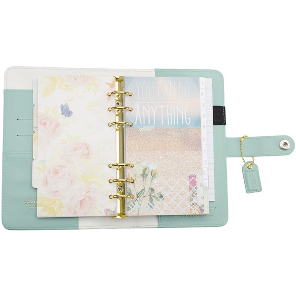 Color Crush Personal Planner KitLight Teal