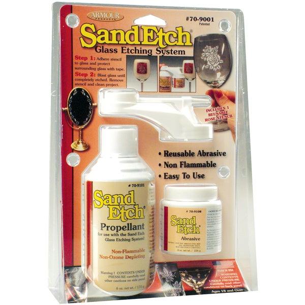 Sand Etch Kit