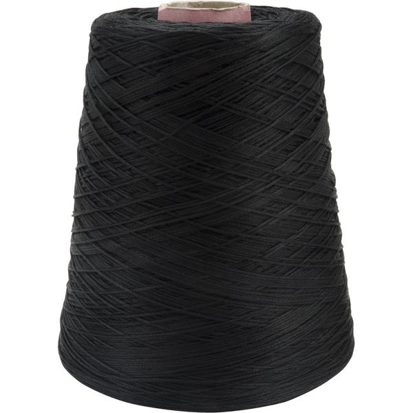 DMC 6Strand Embroidery Cotton 500g ConeBlack