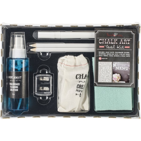 Chalk Art Tool Kit