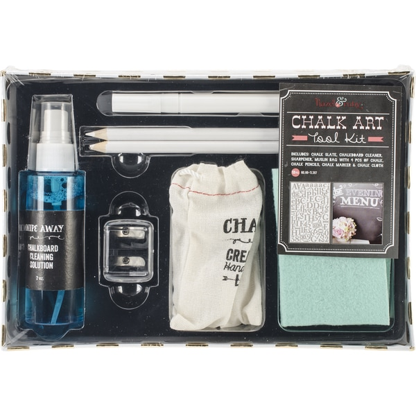 Chalk Art Tool Kit
