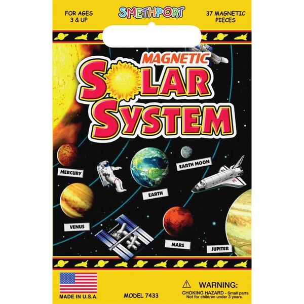 Magnetic CreateAScene KitSolar System
