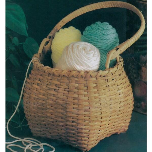 Blue Ridge Basket KitsShaker Cat Head 10inX7.5in