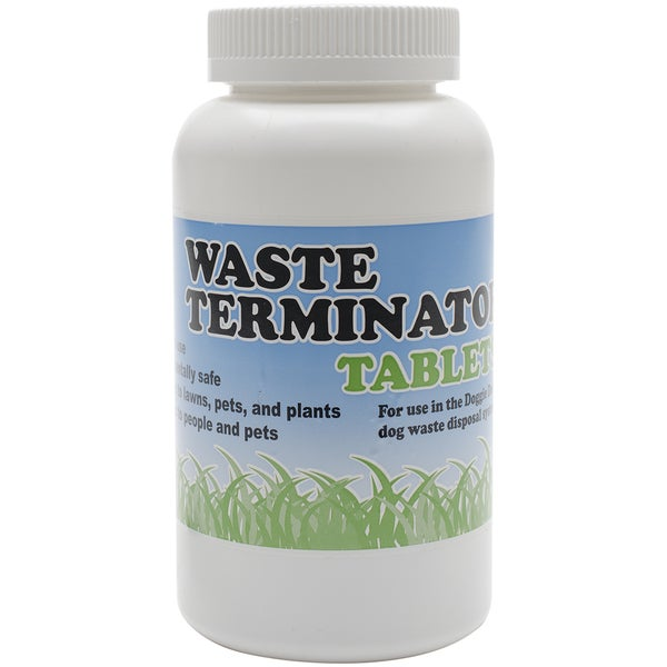Doggie Dooley Waste Terminator Tablets 100/Bottle