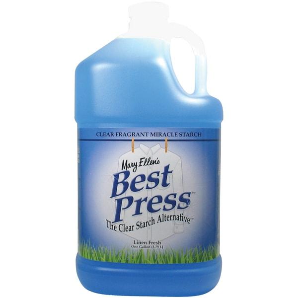 Mary Ellen's Best Press Refills 1galLinen Fresh