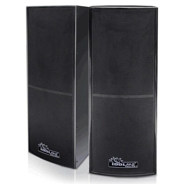 IDOLpro IPS-Deluxe 1500-watt Full-range High-power Professional Karaoke Loud Speakers